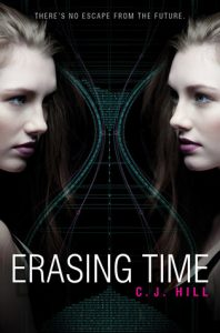 Erasing Time by C.J. Hill