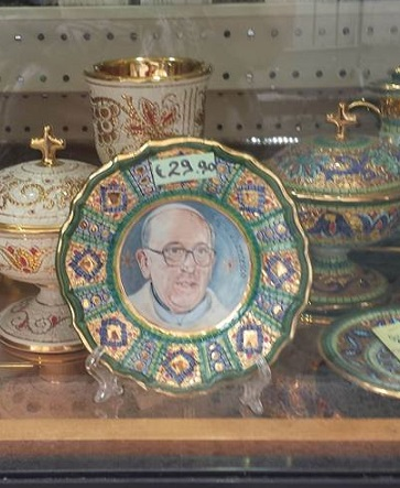 pope dishes cropped
